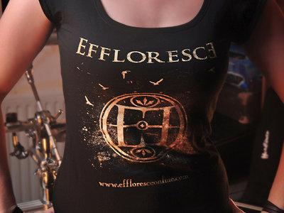 "Effloresce Lady-Shirt - ""Birds"" main photo"