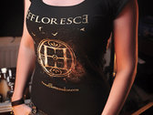 "Effloresce Lady-Shirt - ""Birds"" photo"