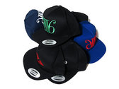 Official 'SIX2SIX RECORDS' ® Snapback Hats (Various) photo