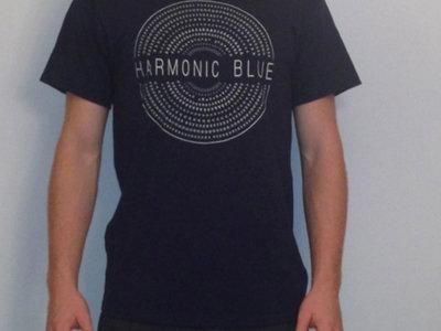 Classic Harmonic Blue T-Shirt main photo