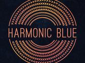 Classic Harmonic Blue T-Shirt photo
