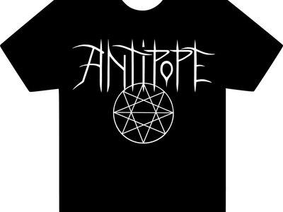 Öld-school Antipope t-shirt main photo