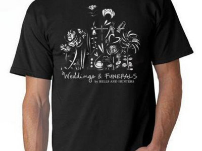 Weddings and Funerals Logo T-Shirt main photo