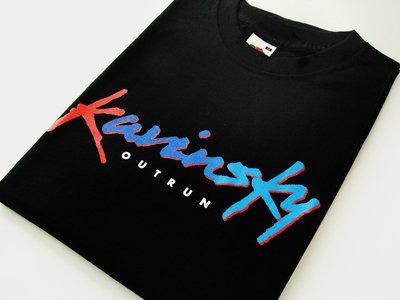 """""""OutRun"""" T-shirt main photo"""