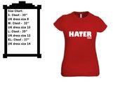 Women's Hater T photo