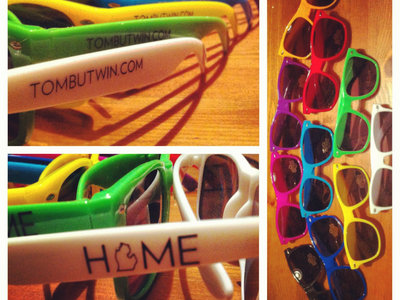 """Home"" Sunglasses main photo"