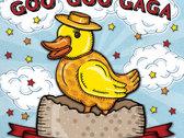 Goo Goo Gaga CD + Digital Copy w/ Go The Duck To Sleep Onesie - Bundle photo