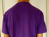 T-Shirt Homme Violet + EP 2.0 version digitale photo