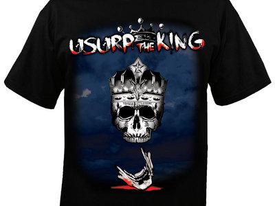 Usurp The King Uprising T-Shirt main photo