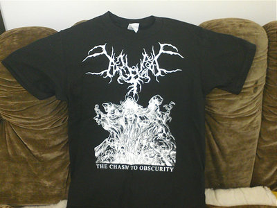 Chasm to Obscurity T-Shirt (Black) main photo