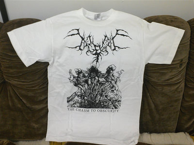 Chasm to Obscurity T-Shirt (White) main photo