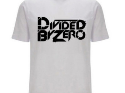 Divided By Zero -  Basic Logo T-Shirt main photo