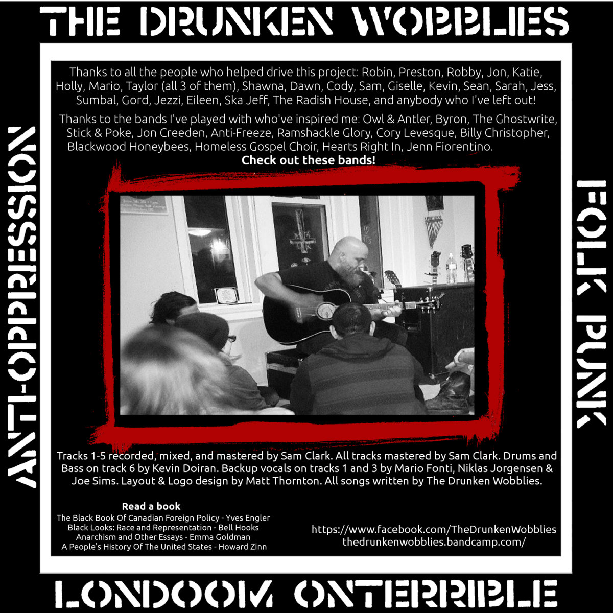 londoom onterrible the drunken wobblies package image · package image · package image