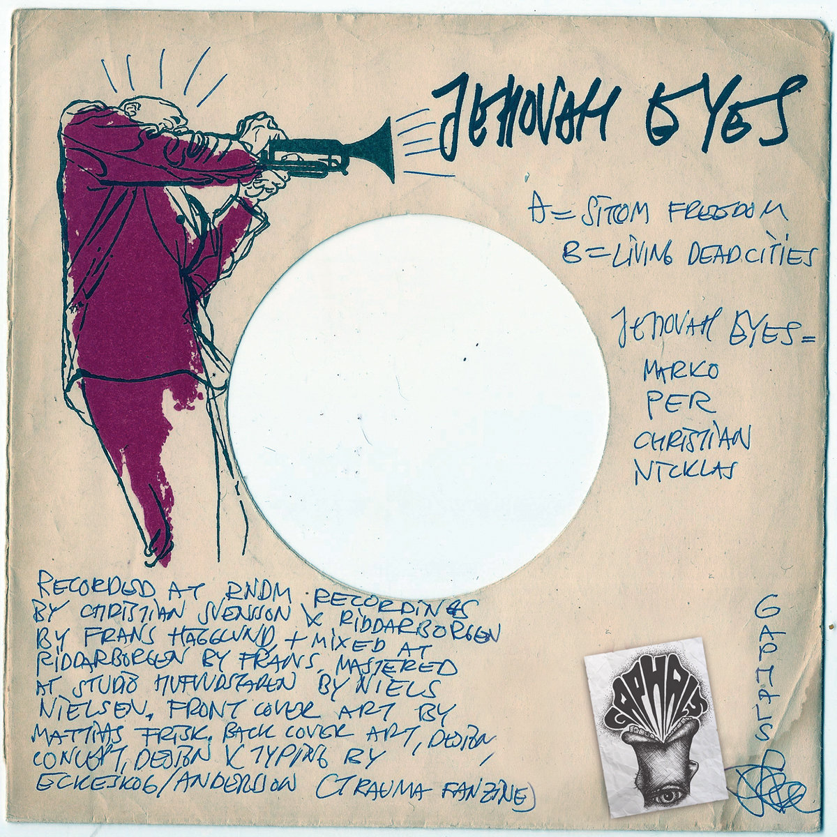 Jehovah Eyes - Sitcom Freedom | Gaphals
