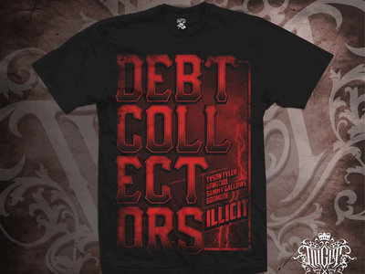 Debt Collector Limited Edition Tee's main photo