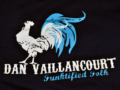 Funky Rooster T-shirt main photo