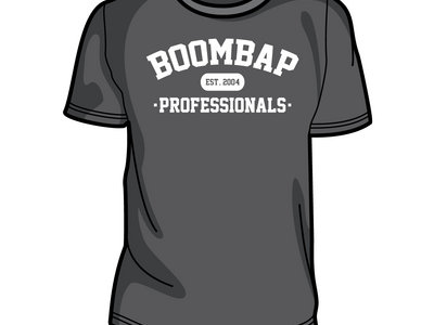 BBP Varsity T-shirt (Charcoal) main photo