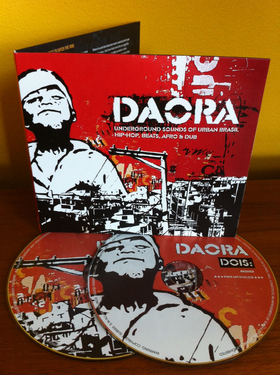 Includes unlimited streaming of Daora: Underground Sounds of Urban Brasil  (2CD, 32 tracks - £5) via the free Bandcamp app, plus high-quality download  in MP3 ...