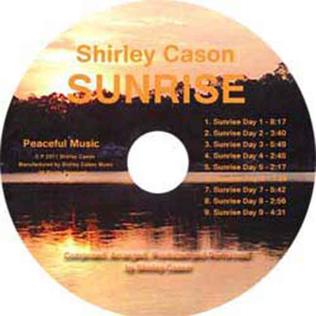 SUNRISE - Day 6 | SHIRLEY CASON