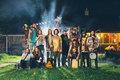 Dr Piffle & The Burlap Band image