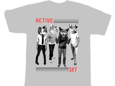 Cat Head T-shirt main photo
