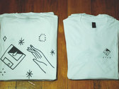 "Silo Arts & Records ""Web Presence"" White Tee photo"