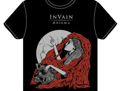T-shirt - Ænigma (Black) main photo