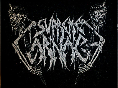Patch - Supreme Carnage Logo main photo