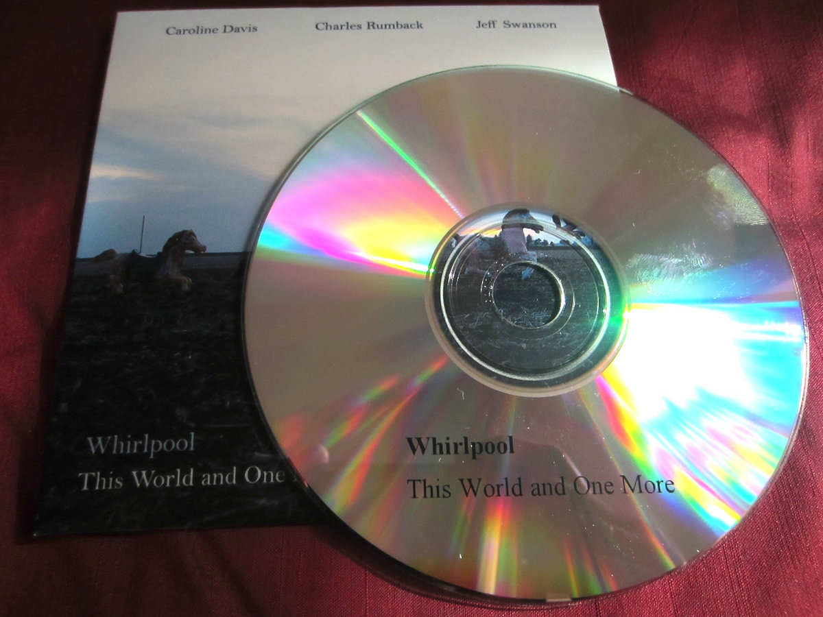 Comes In A Matte Finish Envelope With Beautiful Artwork By Jacob Hand. CD  Leaflet Designed By Jeff Swanson. Includes Unlimited Streaming Of This  World And ...
