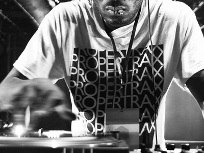 Proper Trax Movement T-Shirt main photo