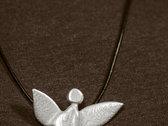 fairy angel #1 - stainless steel photo