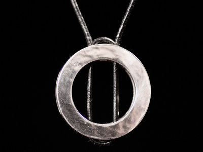 Silver Ring Pendant main photo