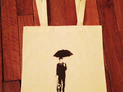 Cotton Bag with Stencil ArtWork by MrXpi main photo