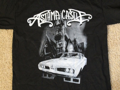 Asthma Castle T-Shirt main photo