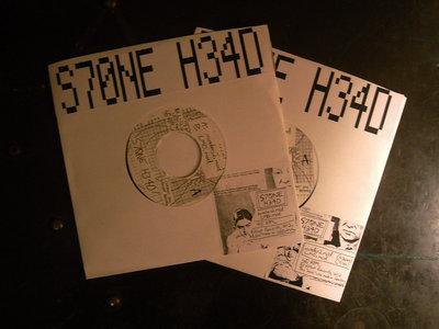 Stone Head – INVADERS2.MOD/LMO.MOD Vinyl 7″ (1 Remaining) main photo