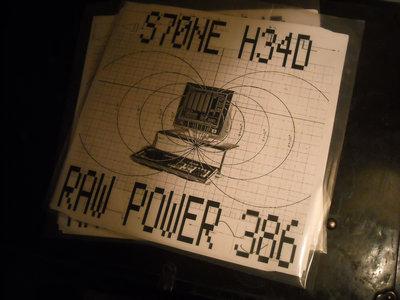 Stone Head – Raw Power 386 Vinyl 12″ main photo