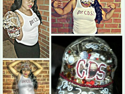 """got C.D.S.?"" T SHIRT FOR MEN AND WOMEN main photo"