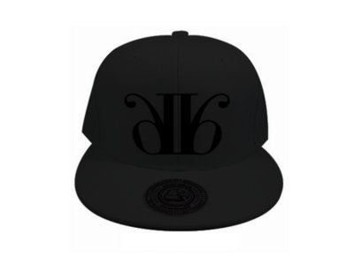 Limited Edition 'SIX2SIX RECORDS' ® Original Logo Hat (Black) main photo