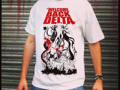 Welcome Back Delta T-shirt White main photo