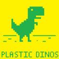 plastic dinosaurs image