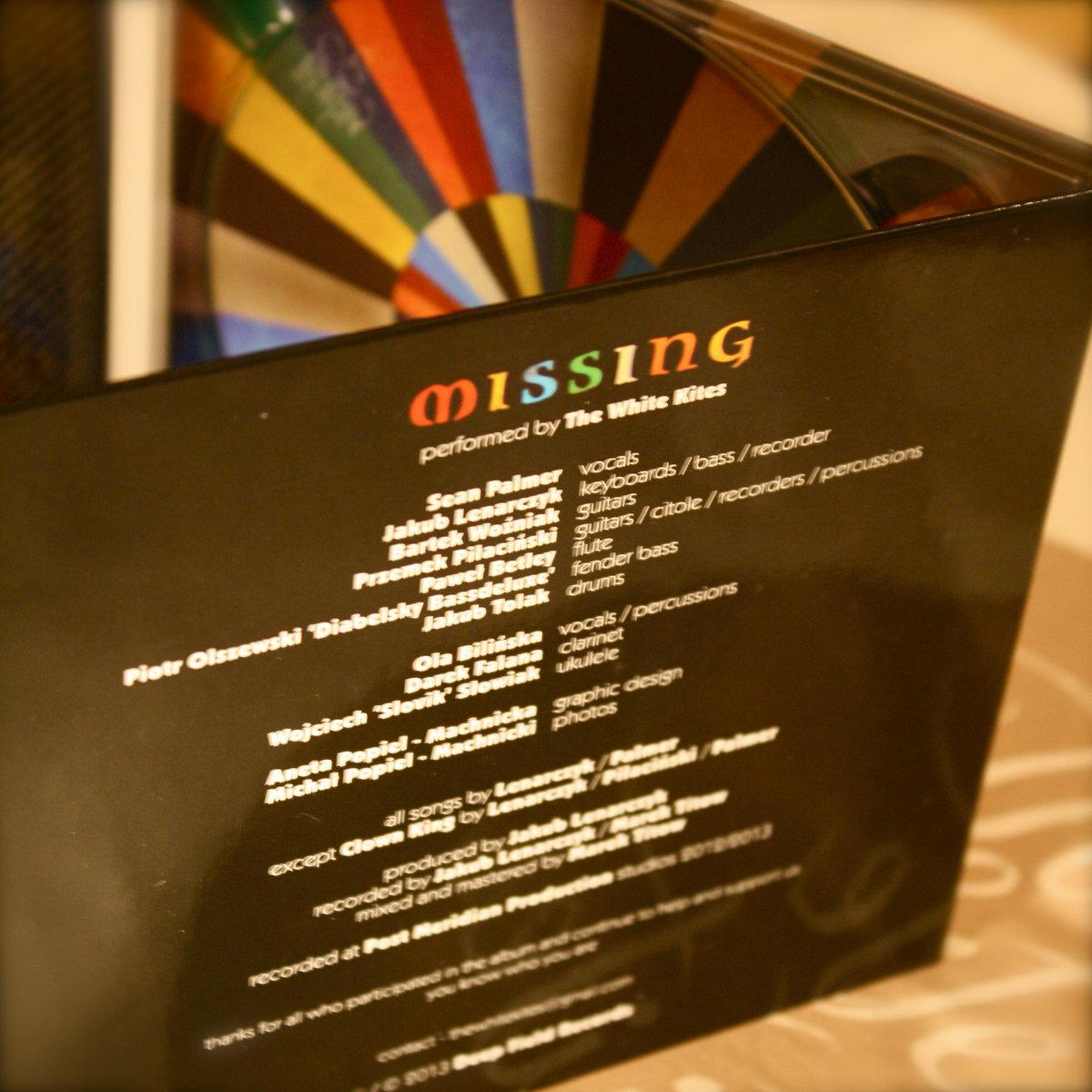 Missing (LP) | The White Kites