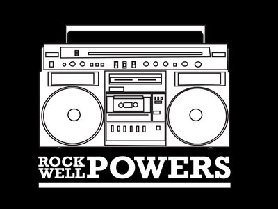 Rockwell Powers Boombox T main photo
