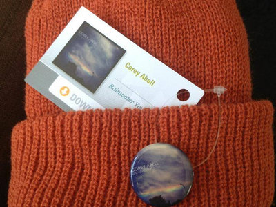 Corey Abell Toque w/button and download card main photo