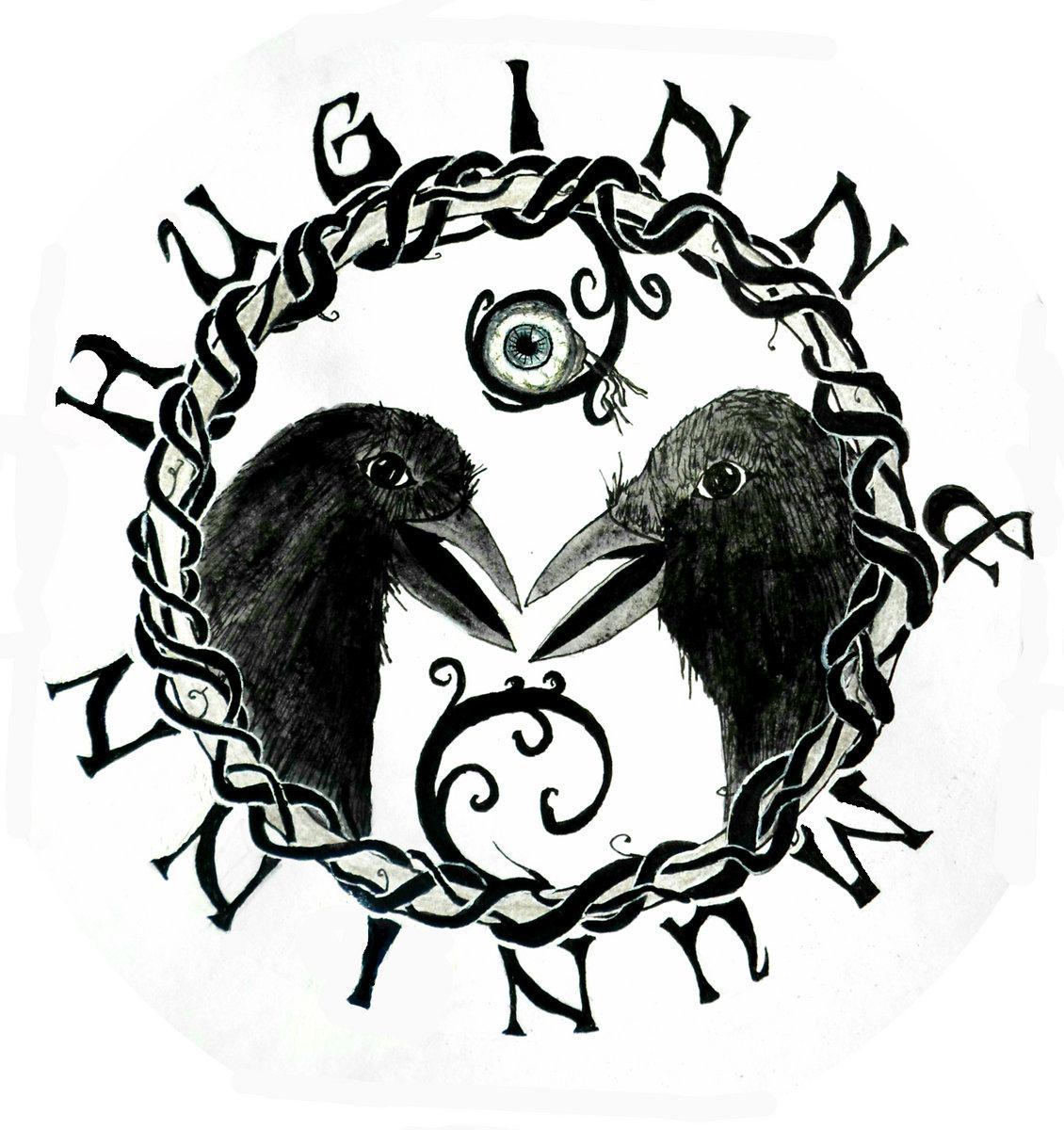 5 000 blackbirds fall out of the sky huginn muninn