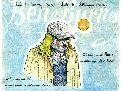 Conway/Stranger 7'' Vinyl main photo