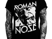 Roman Nose T-shirt (*with Free Sticker) photo