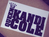 Queen Kandi Cole Stickers 2for1 photo