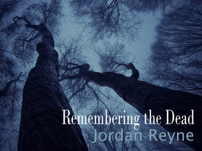 Remembering the Dead - fiction book, by Jordan Reyne (print edition) main photo
