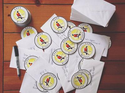 Robin Sticker main photo