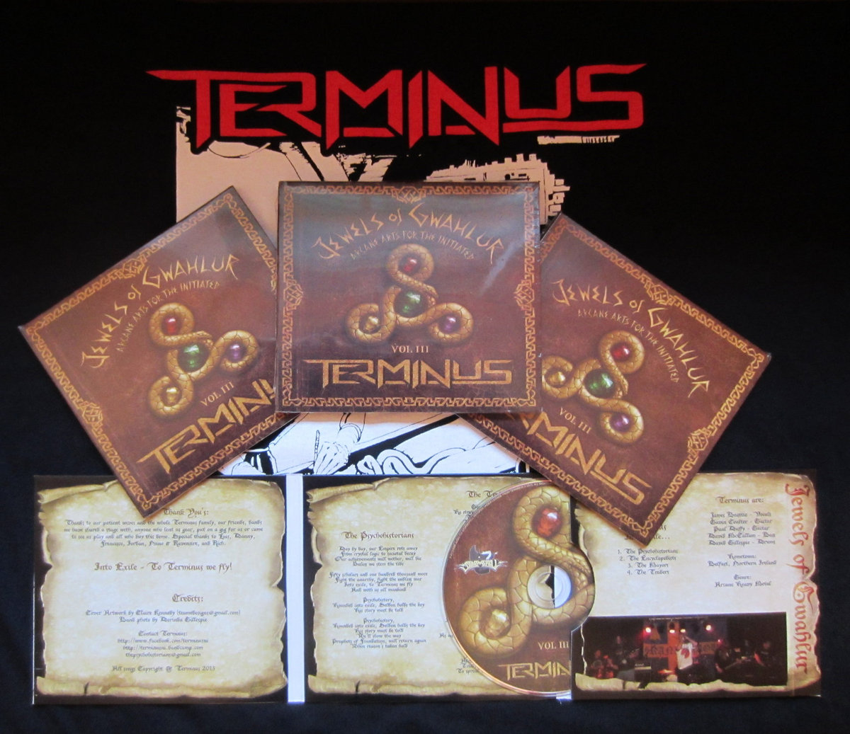 Into Exile   Terminus